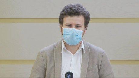 Дан Перчун: Пособие в 16 тысяч леев выплатят лишь вакцинированным медработникам