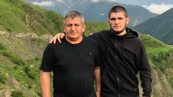 Отец Хабиба Нурмагомедова умер из-за осложнений после коронавируса