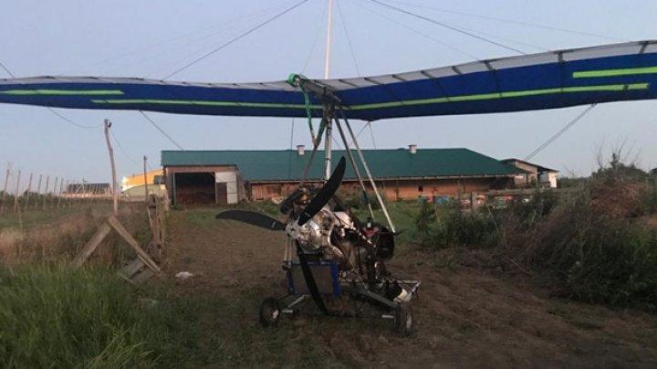 Контрабандисты из Украины летали в Румынию на дельтаплане