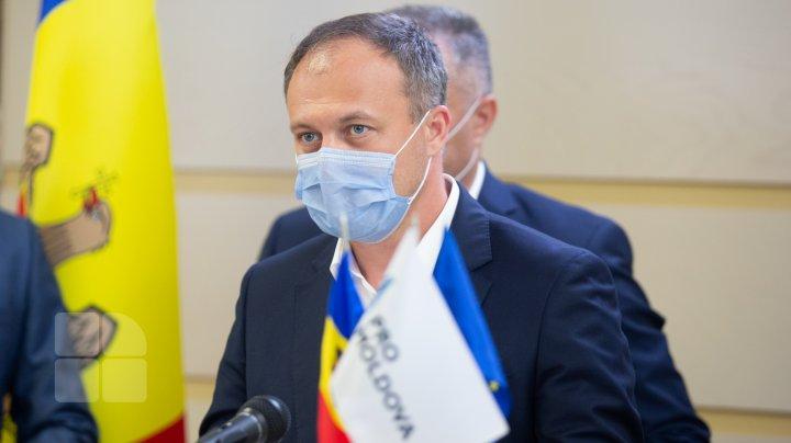 Андриан Канду прокомментировал уход Корнелия Падневича из PRO Moldova