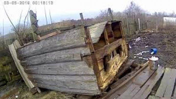 Туалет унесло в огород: жители двух сел подсчитывают ущерб от прошедших ливней