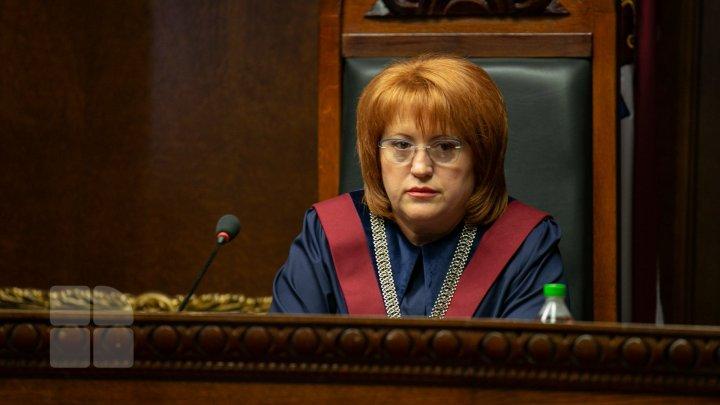 Домника Маноле: Решения Конституционного суда нельзя оспаривать