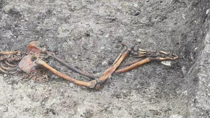 Британские археологи пытаются найти разгадку загадочного убийства 2000-летней давности