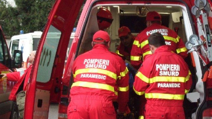 Водитель из Молдовы сбил 9-летнюю девочку в Румынии