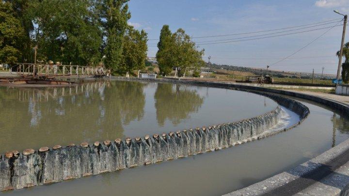 В Apă - Canal Chișinău рассказали, на какой стадии находится модернизация очистных