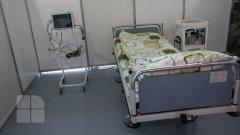 коронавирус, больница, кровать