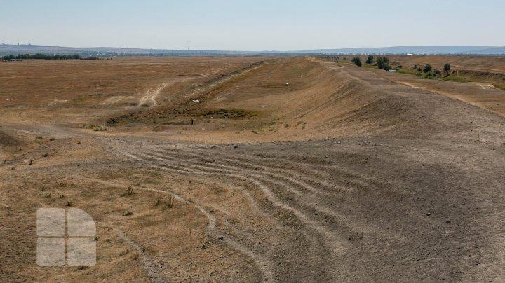 Предупреждение о гидрологической засухе продлили на неделю: обстановка на реках Молдовы