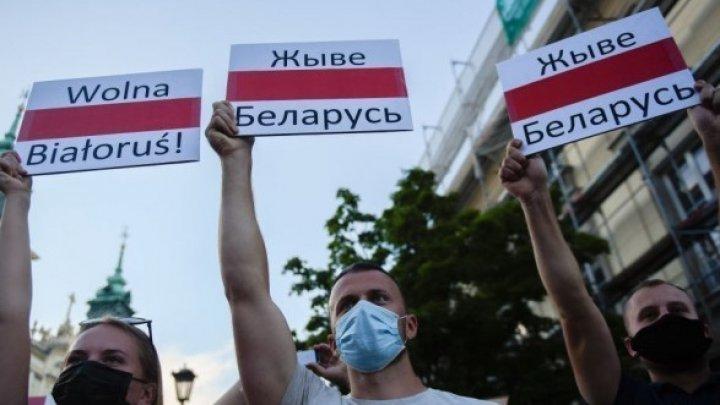 Протесты в Беларуси: более шести тысяч задержанных и отставки правоохранителей