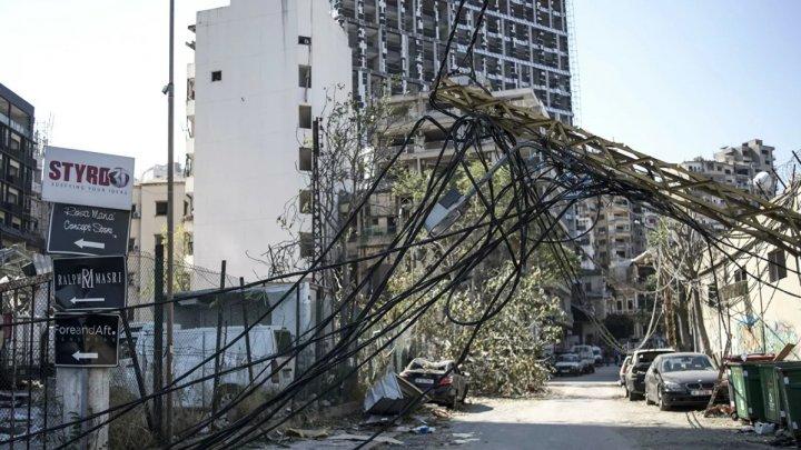В Ливане назвали число пропавших без вести после взрыва в порту Бейрута
