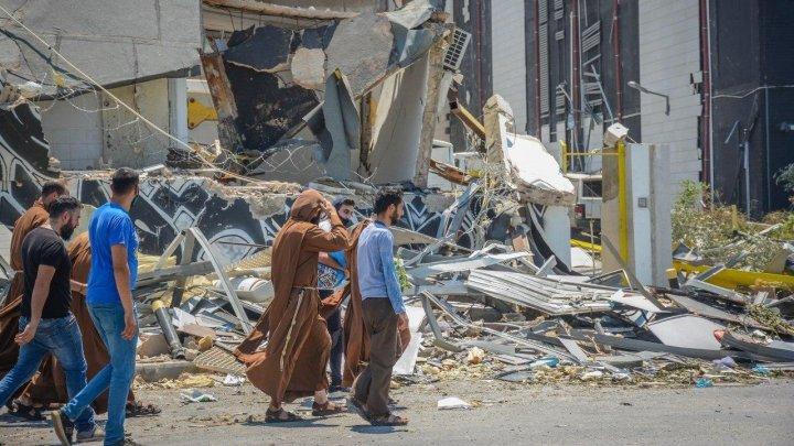 Взрыв в Бейруте: без крова остались свыше трехсот тысяч жителей
