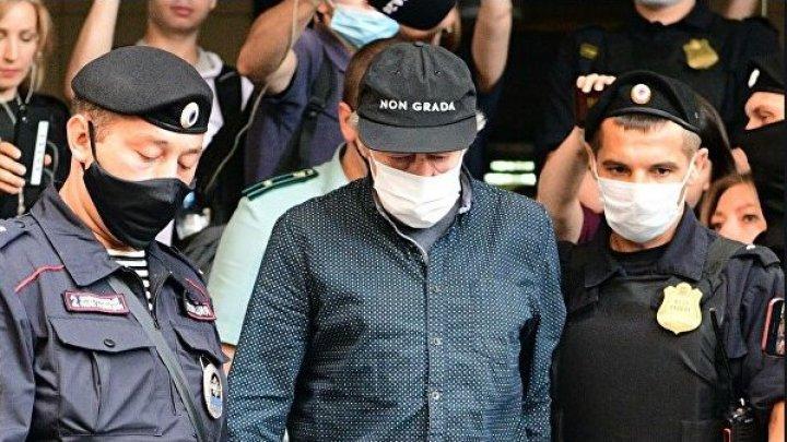 Новый адвокат попросил назначить Михаилу Ефремову условный срок