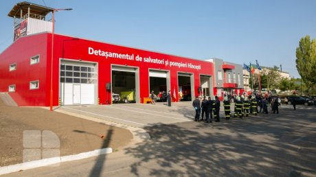 Молдавские спасатели за год провели более 20 тысяч операций