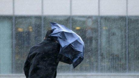 Шквалистый ветер и дождь с грозой: по всей стране объявлен ЖЕЛТЫЙ КОД