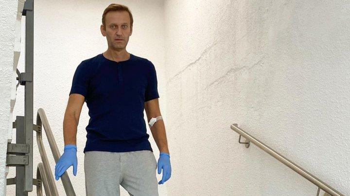 """Алексей Навальный опубликовал второй пост из больницы: """"Совсем недавно я не узнавал людей и не понимал, как разговаривать"""""""