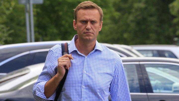 Российского оппозиционера Алексея Навального выписали из стационара берлинской клиники