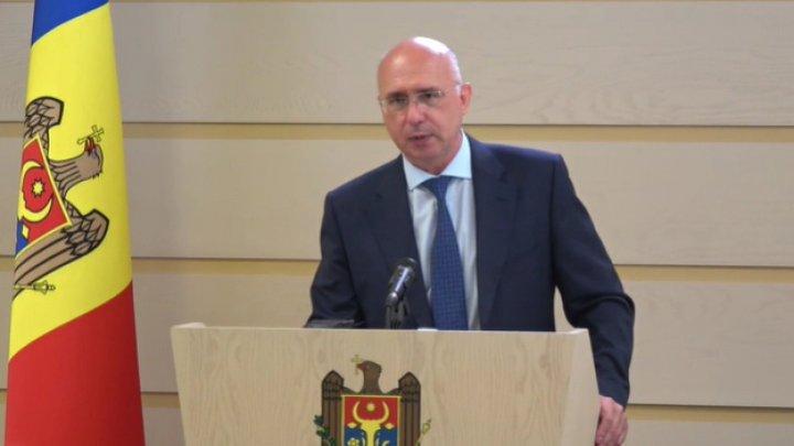 Павел Филип заявил о шаткости коалиции с ПСРМ