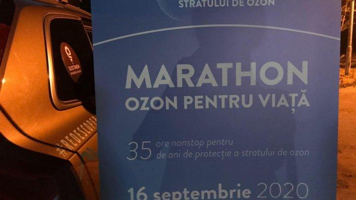 Десятки спортсменов-любителей пробегут 35-часовый марафон без остановки (ФОТО, ВИДЕО)