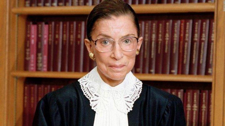 В США скончалась легендарная защитница прав женщин Рут Бейдер Гинзбург