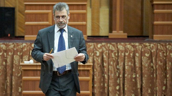ЦИК зарегистрировал Тудора Делиу кандидатом на пост президента