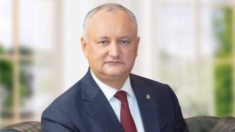 Реакция Игоря Додона на события в парламенте: Шоу нестабильности, хаоса и ненависти