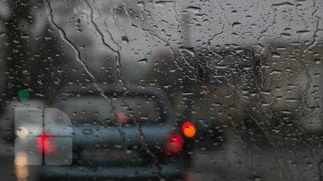 В Молдову пришли дожди: прогноз погоды на 15 апреля
