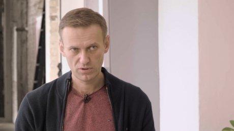 Российский оппозиционер Алексей Навальный арестован на 30 суток