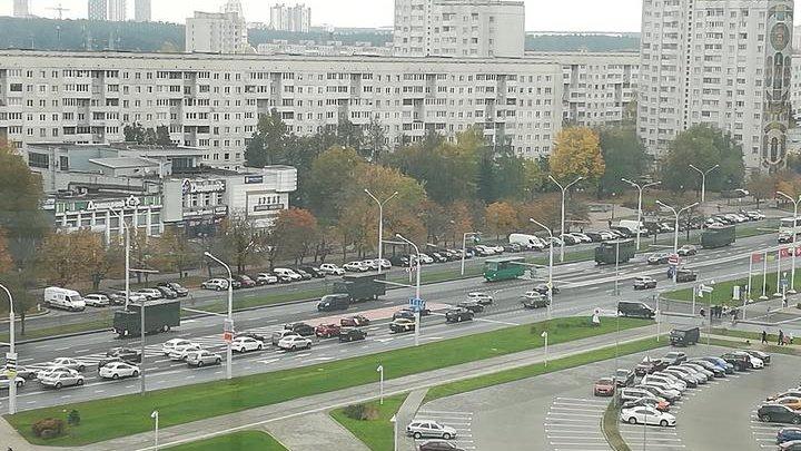 Протесты в Беларуси: в Минске перебои с мобильным интернетом и закрыты 12 станций метро