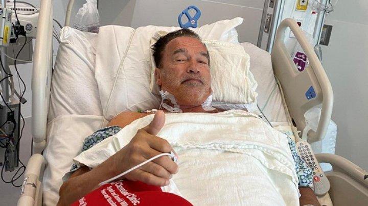 Нежелезный Арни: Шварценеггеру сделали новую операцию на сердце