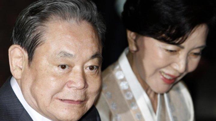 Наследники умершего главы Samsung заплатят почти $9 млрд налогов