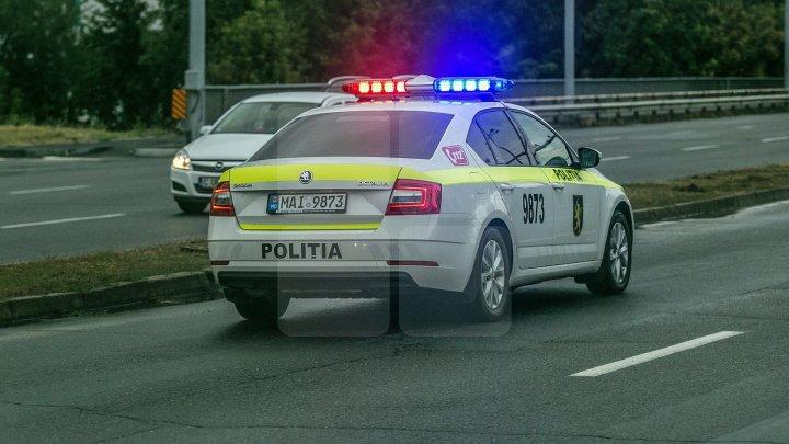 Водителя, сбившего женщину в Каларашском районе, нашли