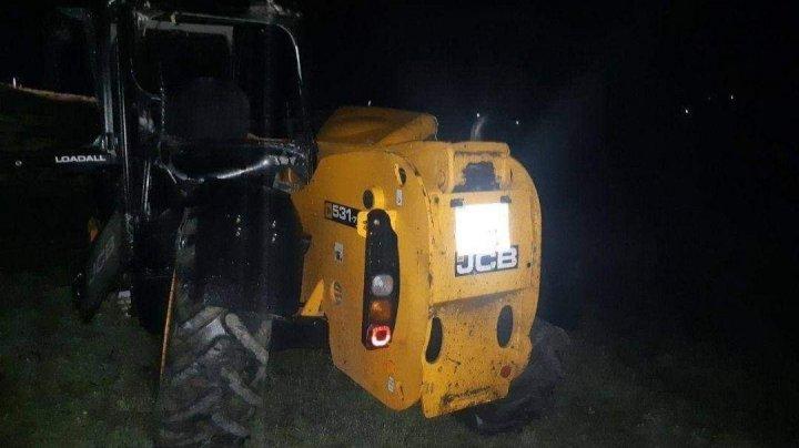 Страшная авария в Дрокиевском районе: водитель легковушки врезался в трактор и сгорел заживо