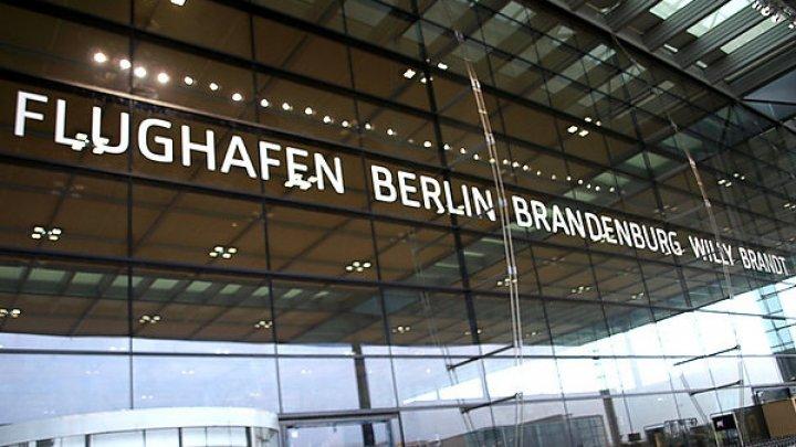 В Берлине с опозданием на девять лет открыли новый аэропорт
