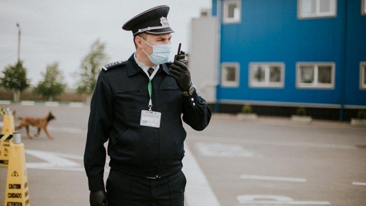 Гражданин Молдовы задержан при попытке пересечь границу с Румынией по фальшивым документам