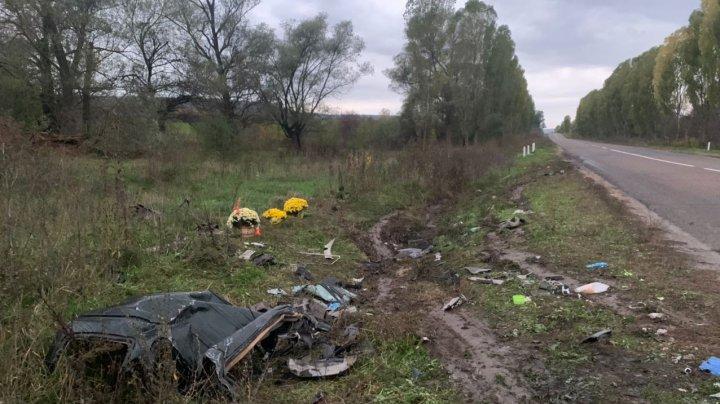 Погибли по пути домой: жертвами страшной аварии в Оргеевском районе стали трое жителей села Дышкова (ФОТО)