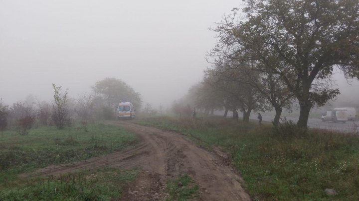 На Буюканах нашли повешенным 34-летнего мужчину: фото с места трагедии