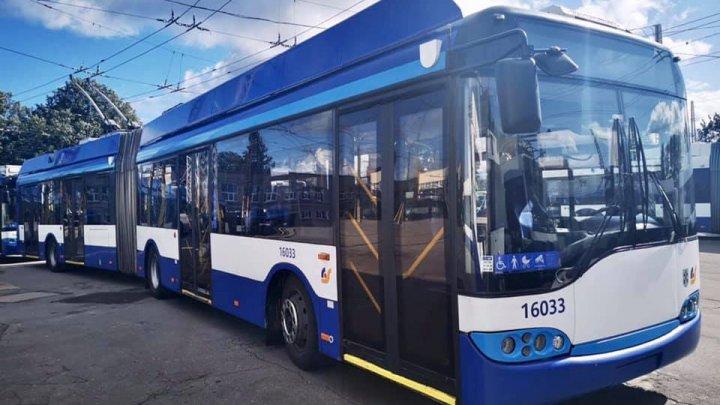 Троллейбусы свяжут Старую почту и Ботанику: подробности маршрута №28