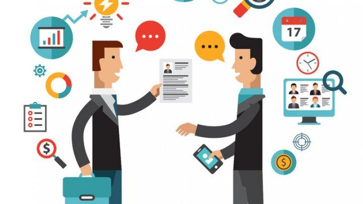 На рынке труда в Молдове доступны более 8000 вакансий