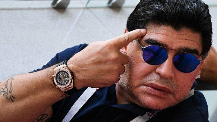 Прокуратура Аргентины выдвинула обвинения личному врачу Марадоны