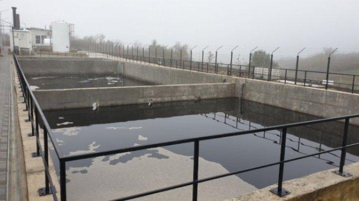 Мэрия Кишинёва объявила о запуске станции по очистке сточных вод на свалке в Цынцаренах