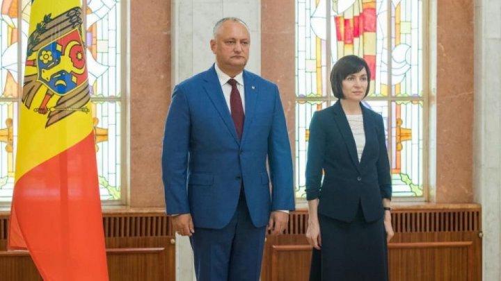 Ирония судьбы: как проголосовали жители районов, откуда родом Майя Санду и Игорь Додон