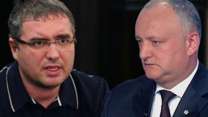 Усатый требует исключить Додона из гонки за кресло президента: реакция штаба действующего главы государства