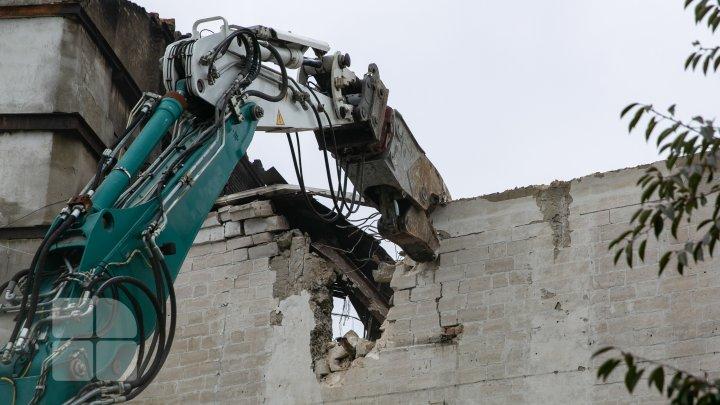 Судьба здания Национальной филармонии до сих пор остаётся неясной
