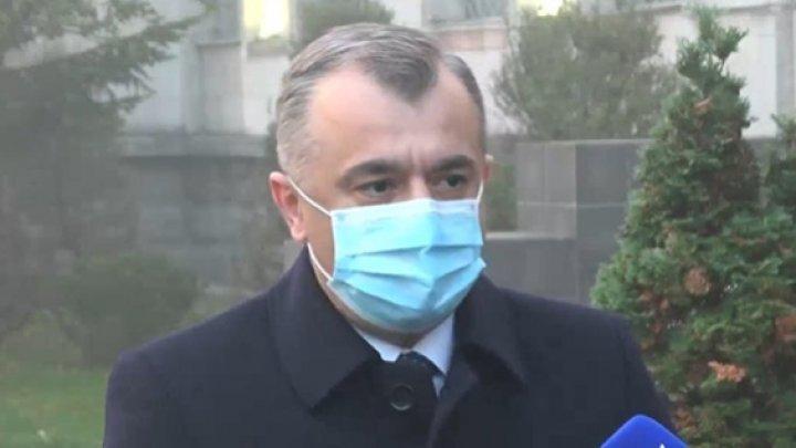 Ион Кику заявил, что вакцины от COVID-19 в Молдове до Пасхи можно не ждать