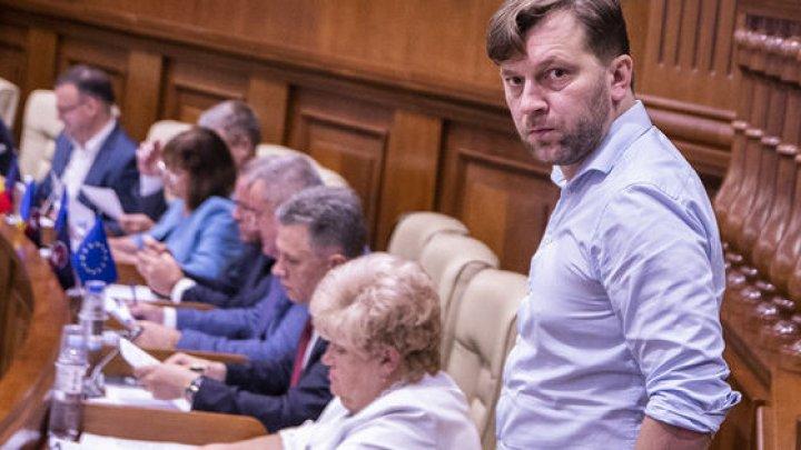 Алайба поинтересовался у Нагачевского судьбой судьи, вынесшего решение по делу Moldasig: ответ главы Минюста