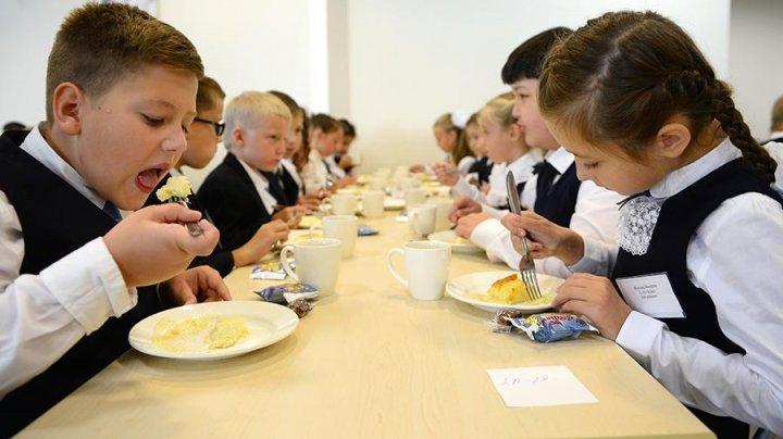 В Кишинёве вырастет стоимость школьного меню
