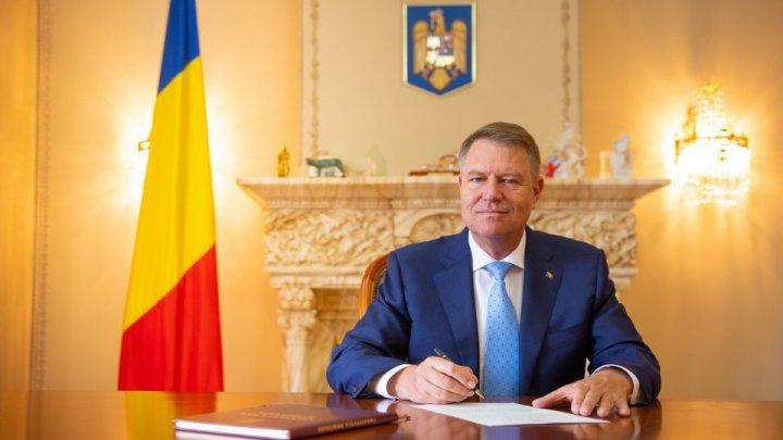Президент Румынии Клаус Йоханнис намерен в скором времени посетить нашу страну