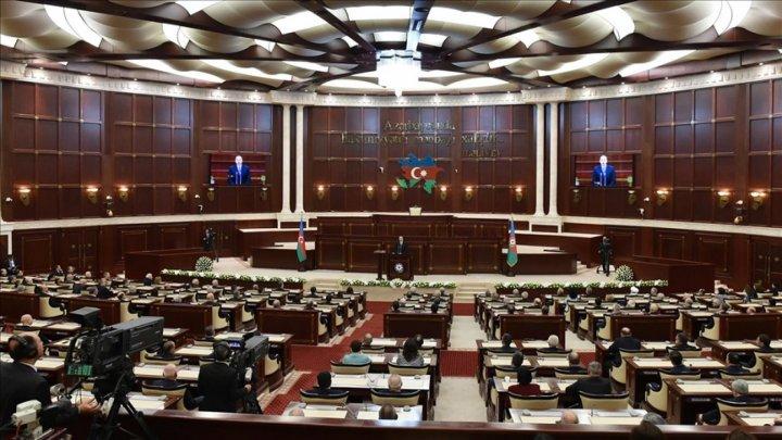 Парламент Азербайджана призвал исключить Францию из группы посредников по Нагорному Карабаху