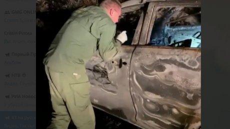В Подмосковье нашли мертвыми семейную пару с дочерью-подростком: их машина была обстреляна (ВИДЕО)