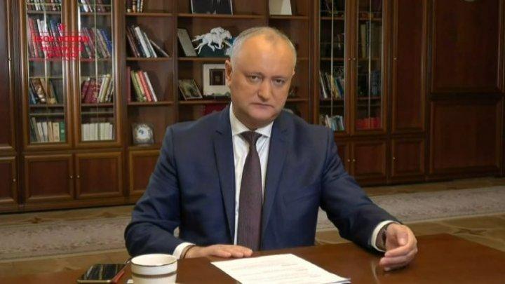 Додон о гражданстве Бэсеску: Майя Санду совершит ошибку, если вернет его экс-президенту Румынии