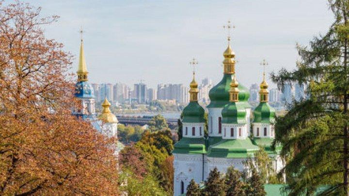В Киеве прошедшая осень оказалась самой теплой за последние 140 лет